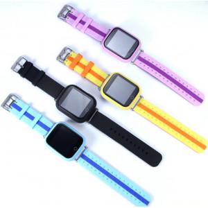 Смарт часы Smart Watch Q750 (Голубой/Розовый/Черный/Желтый)