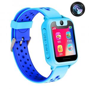Смарт часы Smart Watch S6 (Голубой/Розовый)