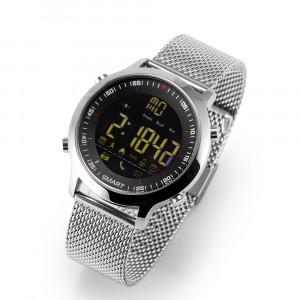 Электронные часы Sports Smart Watch (металлический ремешок)