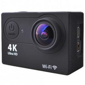 Экшен-камера 4K  Wi-Fi и видеорегистраторEplutus DV13