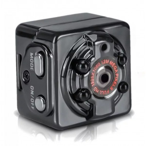 Мини камера видеорегистратор SQ8 Mini DV HD 1080p