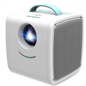 Детский мини проектор 1080p Q2 Kids Story Projector