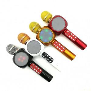 Беспроводной Bluetooth караоке микрофон Wster WS-1816