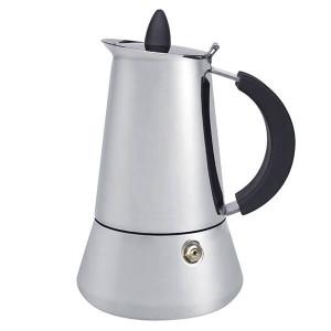 Кофеварка эспрессо/мокко гейзерная на 6 персон Maestro MR-1668-6