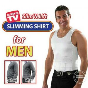 Корректирующее бельё для мужчин Slim'N'Lift цвет Белый