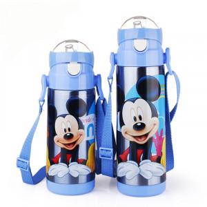 Детский термос 500 мл Mickey Mouse Disney Blue
