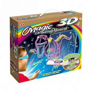 Магическая 3D-доска для рисования Magic Drawing Board