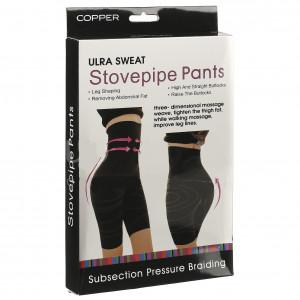 Бриджи для похудения Ultra Sweat Stovepipe Pants