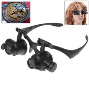Лупа очки для мелкого ремонта Watch Repair Magnifier Upgraded Version