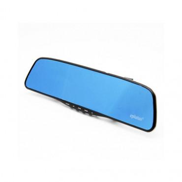 Автомобильный видеорегистратор-зеркало с 2-мя камерами и сенсорным экраном Eplutus D10 #0