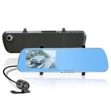Автомобильный видеорегистратор с Android и 2-мя камерами 5 #0