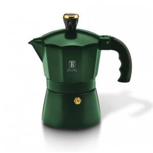 Кофеварка на 3 чашки Berlinger Haus Emerald Collection BH-6385