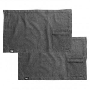 Набор тканевых салфеток BergHOFF Gem 35х50 см (2 предмета)
