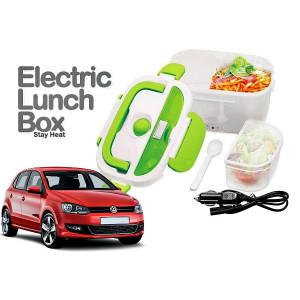 Ланч-Бокс с подогревом Electric Lunch Box с прикуривателем в авто
