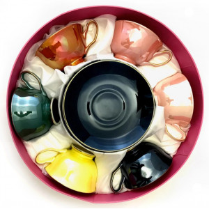 Чайный сервиз 12 предметов Hoffmann НМ 1126