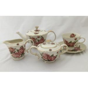 Чайный сервиз Belvedere 17 предметов BD-17280