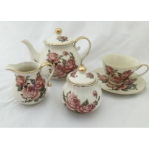 Чайный сервиз Belvedere 17 предметов BD-17281