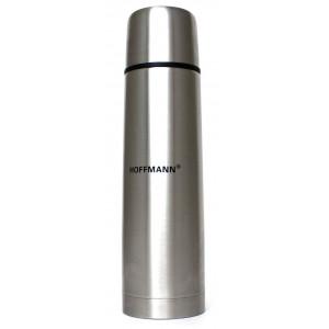 Термос из нержавеющей стали с клапаном Hoffmann 750мл HM-2575
