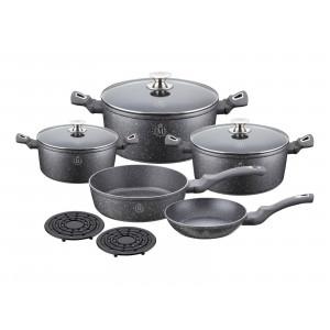 Набор посуды 10 пр Meisterklasse MK-1012
