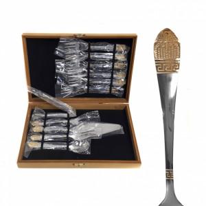 Набор десертных приборов Royal 11 пр. RL-1192