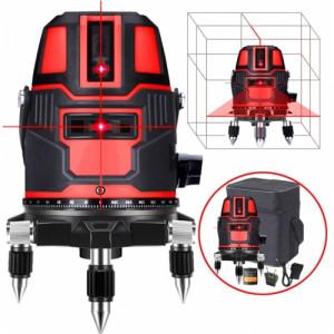 Лазерный уровень красный RST-405