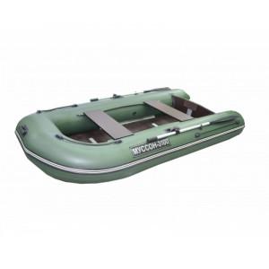 """Комфортабельная надувная лодка из ПВХ """"Муссон"""" 3100 СК"""