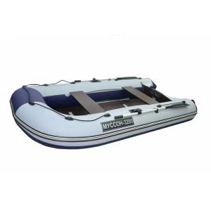 """Комфортабельная надувная лодка из ПВХ """"Муссон"""" 3200 СК"""