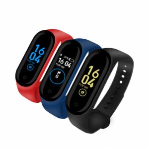 Умный фитнес браслет  Smart watchМ4 цветной экран