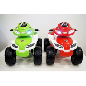 Детский квадроцикл Rivertoys JY20A8