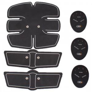 Импульсный массажер для тела Mio fit, 3 насадки-электрода, 6 программ, 10 режимов интенсивности, автоотключение
