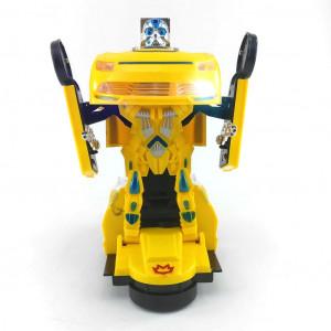 Автоматизированный робот трансформер