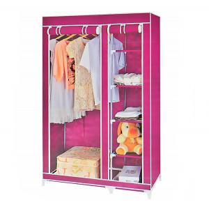 Складной тканевый шкаф Clothes Rail