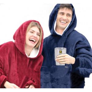 Толстовка с капюшоном Huggle hoodie