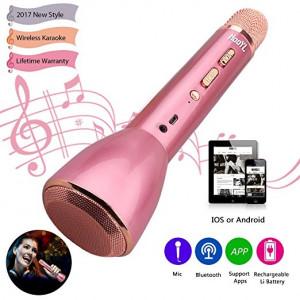 Беспроводной микрофон для караоке Tuxun K098