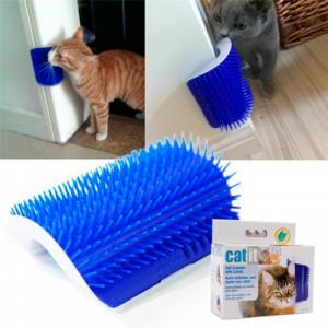 Массажер для кошек с креплением Cat It