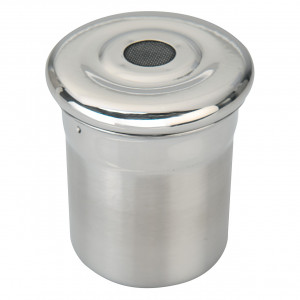 Баночка дозатор для сахарной пудры 5*6см Studio