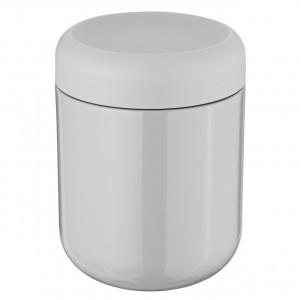 Пищевой контейнер с эффектом термоса 500мл Leo (серый)