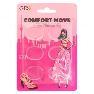 Comfort Move гелевые подушечки против давления и натирания обуви