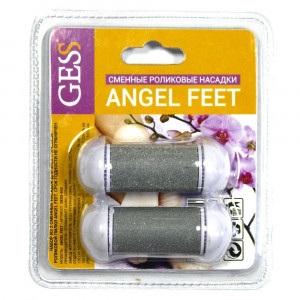 Angel Feet комплект запасных роликов для электрической роликовой пилки
