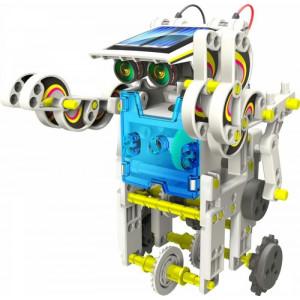 Конструктор Робота Solar Robot kit educational 14 в 1