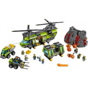Конструктор City Вулкан Тяжёлый транспортный вертолет