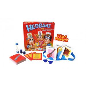 Настольная развивающая игра Trends «Hedbanz. Угадай, кто ты? Ответ на лбу!»