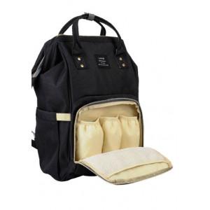 Рюкзак для мам Maitedi Black