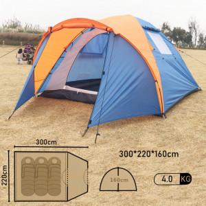 Туристическая 3-х местная двухслойная  палатка ART1011 Mimir Outdoor