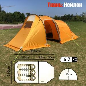 Туристическая 3-местная палатка X-ART1017 Mimir Outdoor