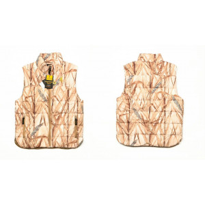 Мужской туристический пуховой жилет BROWNING 01-11 Mimir Outdoor